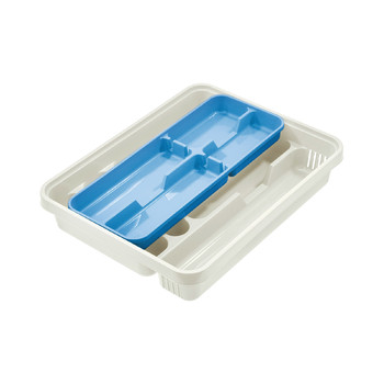 MIXY CUTLERY TRAY WITH INSERT MOUNTED
